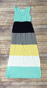 Load image into Gallery viewer, SALE!! Sunny Day Maxi Dress
