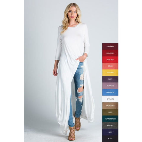 SALE!! Tunic Duster