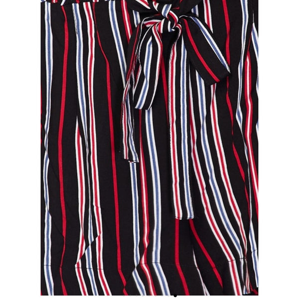 SALE!! Striped Silky Shorts