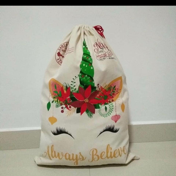 SALE!! Santa Sacks