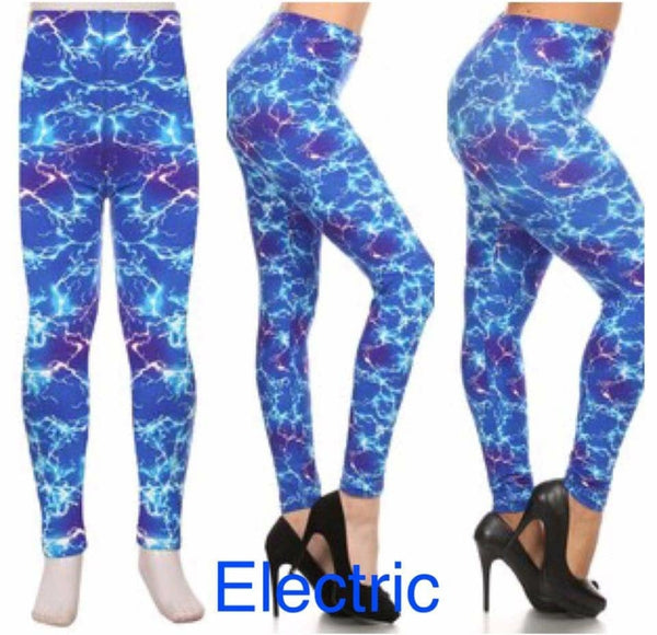 SALE!! Plus Full Length Leggings