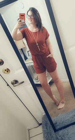 Weekend Vibes Romper