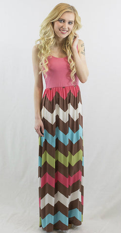 More Than a Feeling Maxi Dress