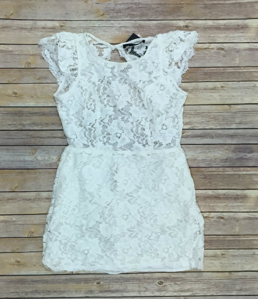 SALE!! White as Snow Dress