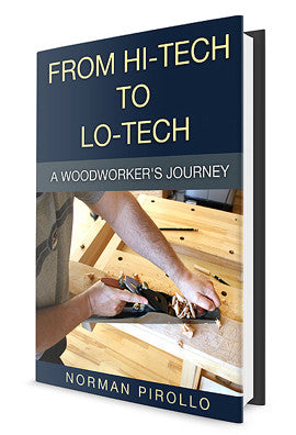 An Excerpt...(a woodworking career)