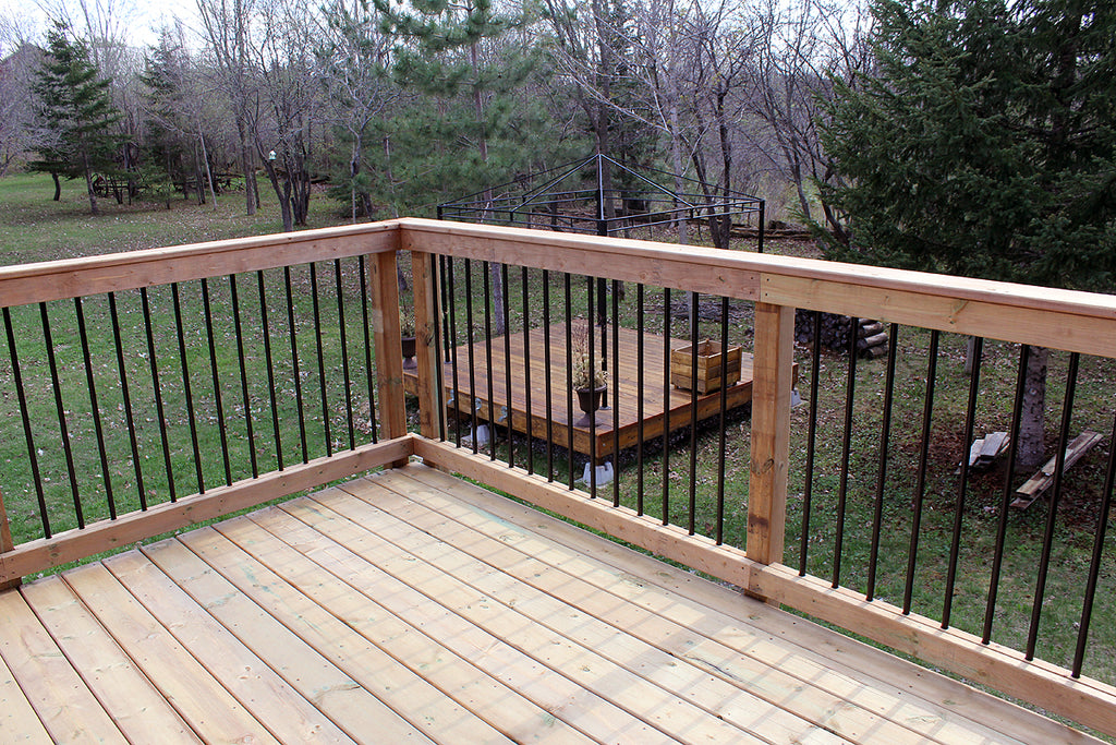 Deck renovation...