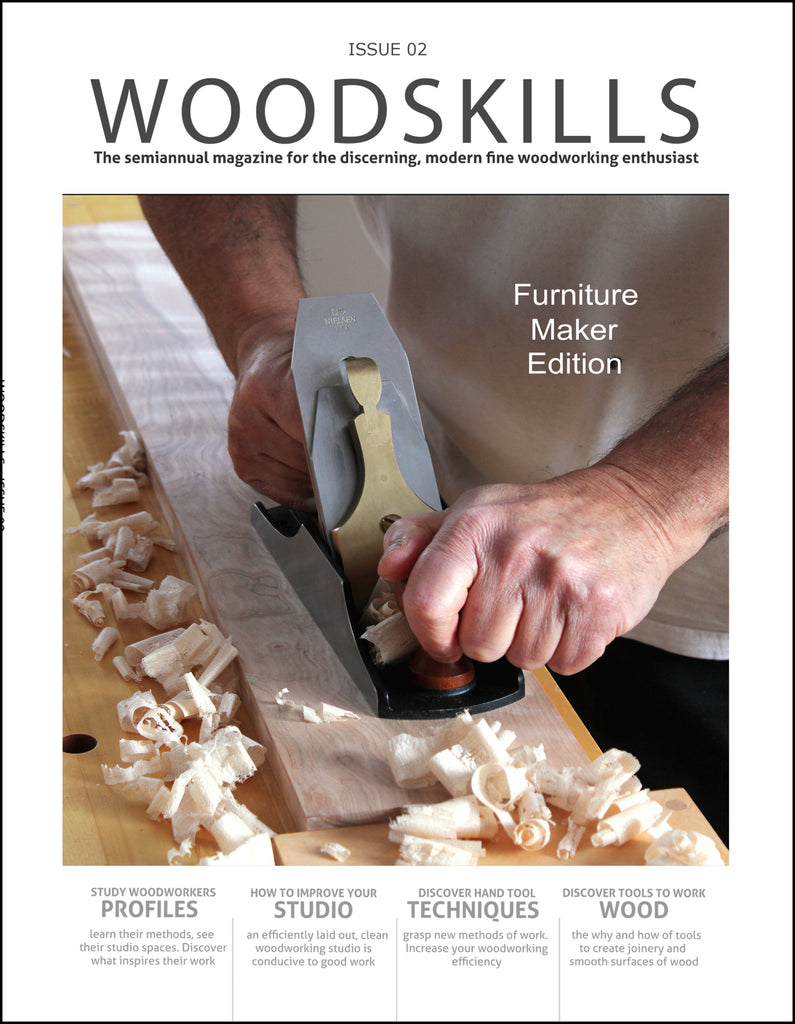 WOODSKILLS Issue 02 Magazine