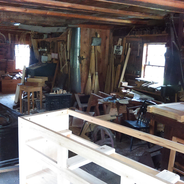 Old cabinetmakers shop
