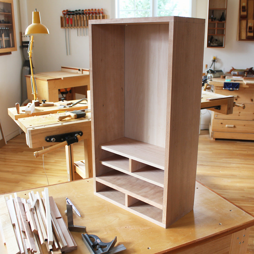Wall Cabinet Case