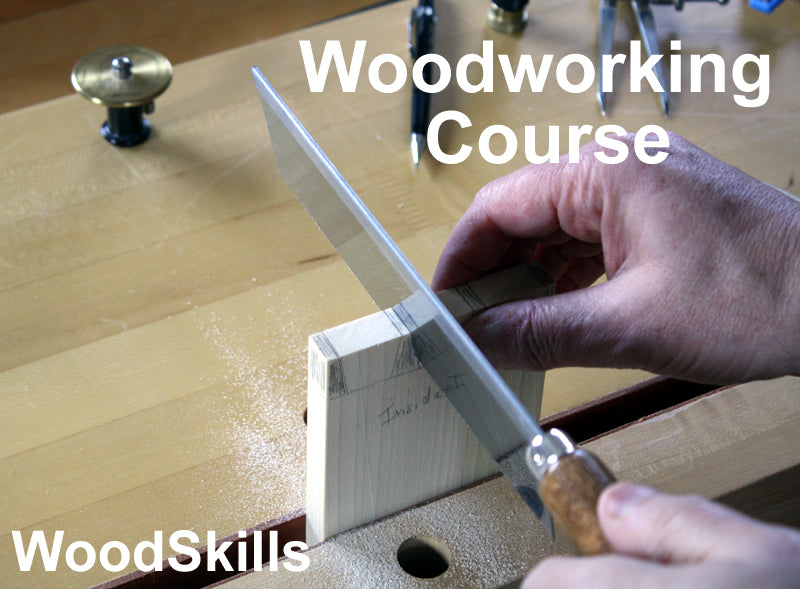 Woodworking Course (Download)