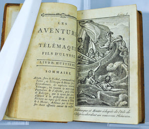 The Adventures of Telemachus Son of Ulysses by Fenelon 1798