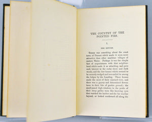 The Country of the Pointed Firs by Sarah Orne Jewett 1896
