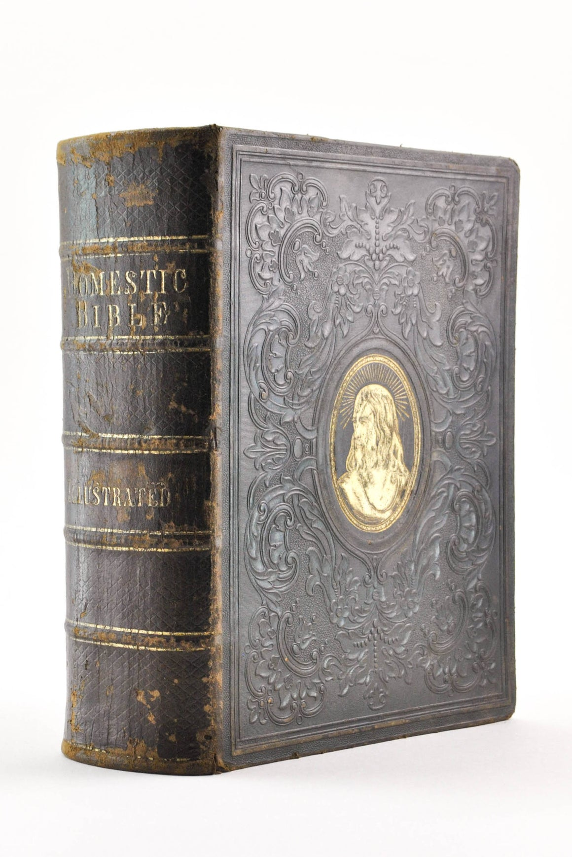 The Holy Bible, Containing the Old and New Testaments 1860