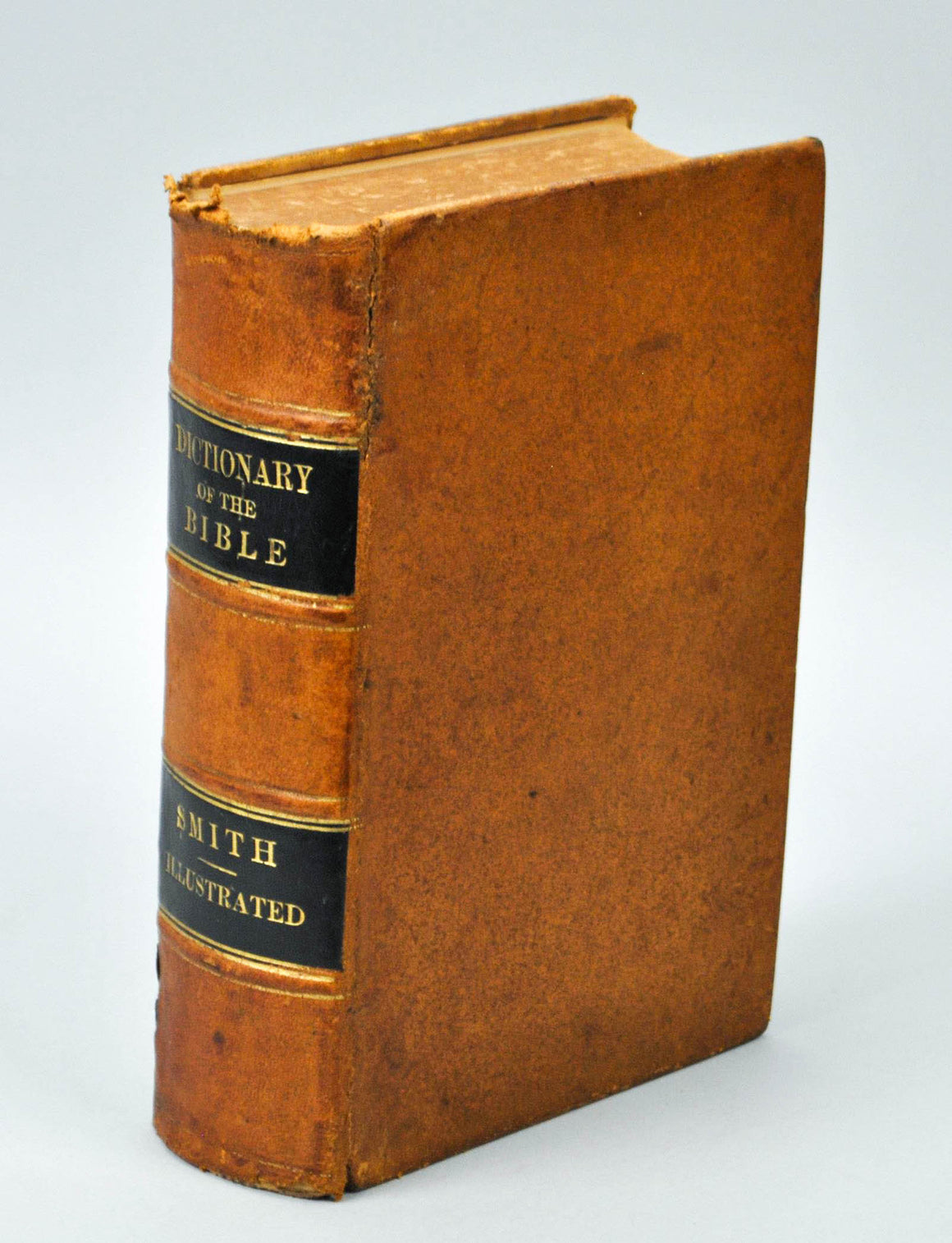 A Dictionary of the Bible Ed by William Smith 1870