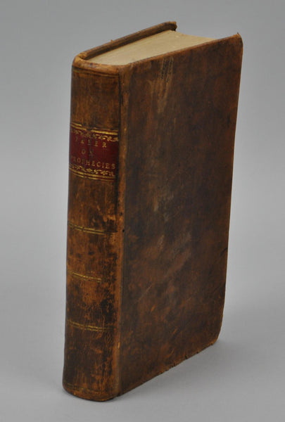 A Dissertation on the Prophecies by The Rev George Stanley Faber 1808