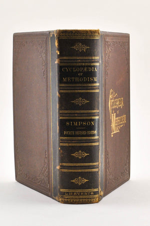 Cyclopaedia of Methodism ed by Matthew Simpson 1881