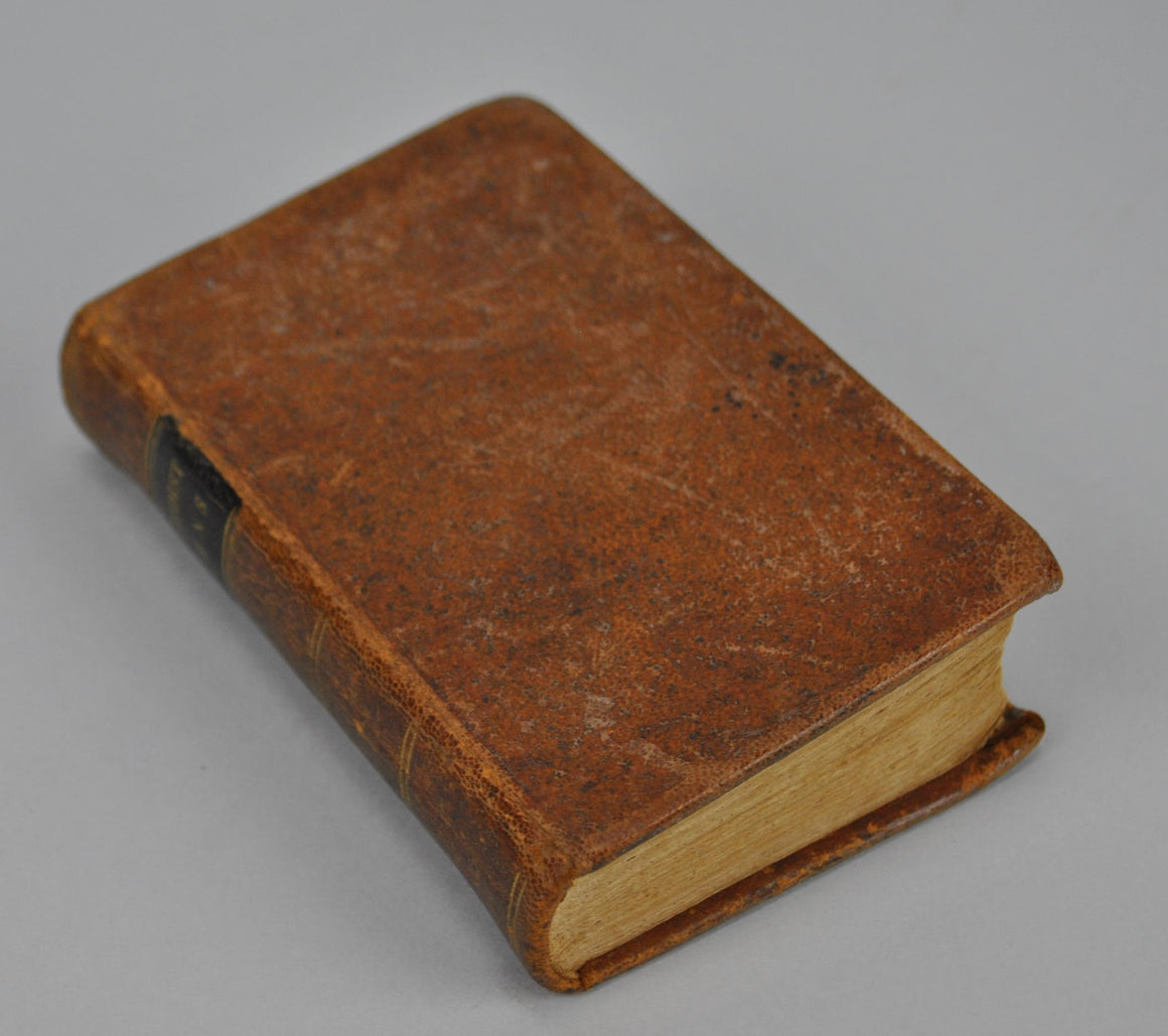 A Collection Of Hymns For The Methodist Episcopal Church Rev John Wesley 1844