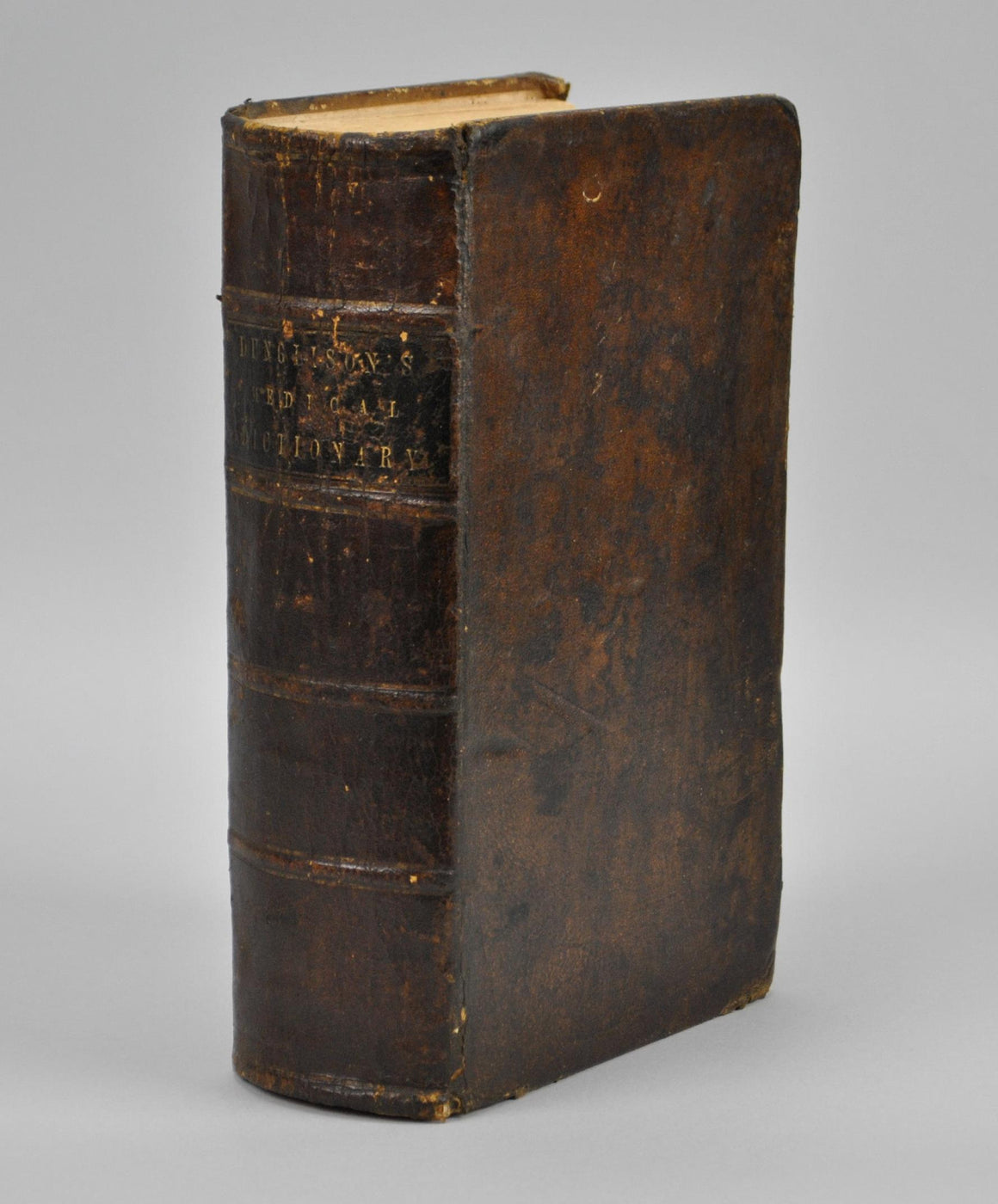 Medical Lexicon A Dictionary of Medical Science by Robley Dunglison 1858