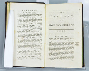The History of Modern Europe Part II 1784