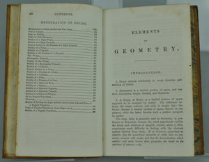 Elements of Geometry and Trigonometry by Charles Davies 1856