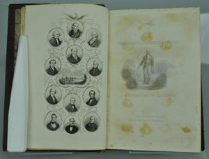 Lives of the Presidents of the United States by Robert W Lincoln 1851