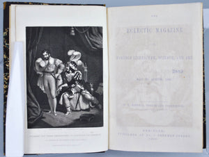 The Eclectic Magazine of Foreign Literature Science and Art May-Aug 1860