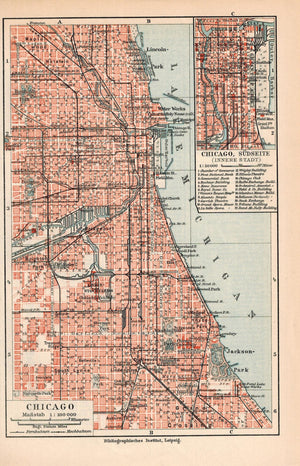 1925 Chicago Illinois - Meyer