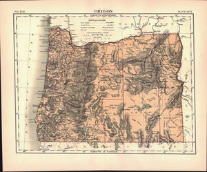 1884 Oregon - Britannica