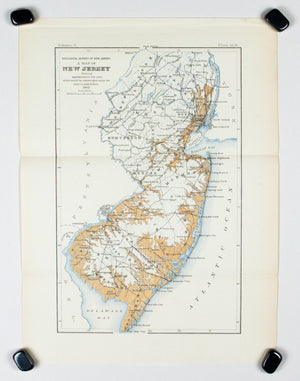 1902 Geological Survey of New Jersey