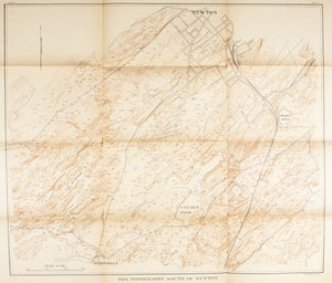1902 The Topography South of Newton