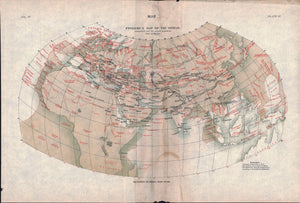 1883 Ptolemy's Map of the World - Britannica