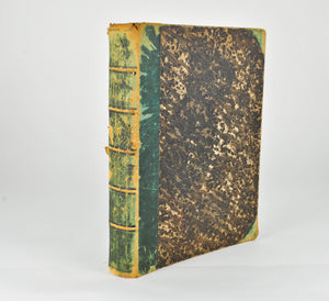 Gleason's Pictorial Bound Jan 1854 to Dec 1854
