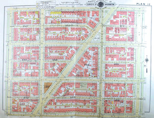 1957 Washington DC Plan 12 - Baist