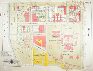 1957 Washington DC Plan 4 - Baist
