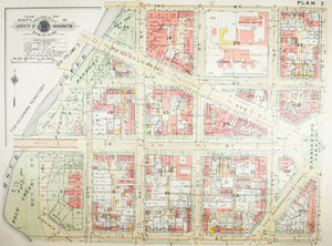 1957 Washington DC Plan 2 - Baist