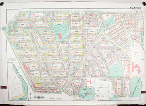 1960 Washington DC Plan 34 - Baist