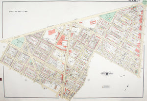 1960 Washington DC Plan 33 - Baist