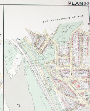 1960 Washington DC Plan 30 - Baist