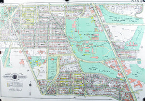 1960 Washington DC Plan 28 - Baist