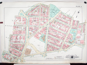1960 Washington DC Plan 6 - Baist