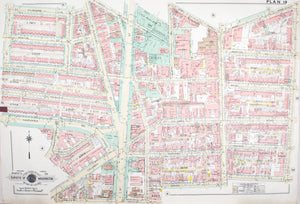 1960 Washington DC Plan 10 - Baist