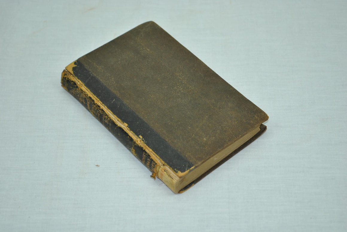 Indian Traits Vol I B B Thatcher 1848 Sketches Customs North American Natives