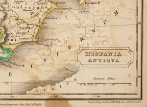 1822 Hispania Antiqua - Hall