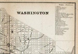 1867 Washington DC - Edward Hall