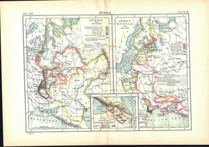 1896 Russia from 1462 to 1689, Accessions to Russia from 1689 to 1825 - Britannica