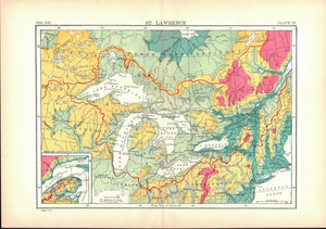 1896 St Lawrence (Great Lakes) - Britannica
