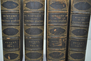 A Popular History of the United States by William Bryant 1881