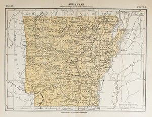 1887 Arkansas - Britannica