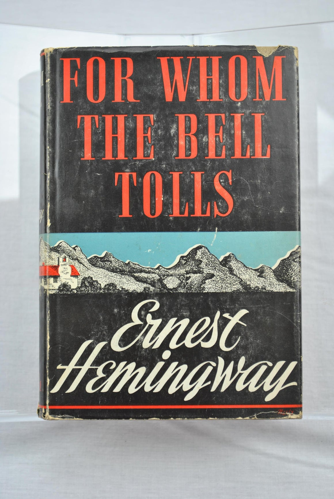 For Whom the Bells Toll by Ernest Hemmingway 1940