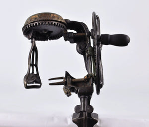 Antique 1878 Cast Iron Apple Peeler Reading Hardware Co. Model 78